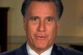 Romney runs from 47 percent tape, again
