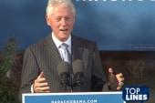Top Lines: Ann Romney, Fallon, Clinton,...