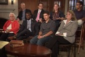 Biden makes strong showing in focus group
