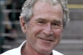 Pres. Bush staying silent on Romney campaign