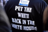 Racist campaign t-shirt symptom of larger...