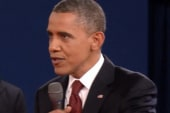 Obama clarifies tax plan during debate