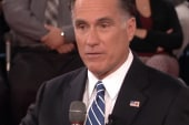Romney hits sour note with 'binders full...