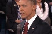 Obama keeps it presidential in second debate