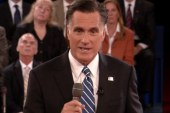 Romney trying to convince voters he's...