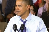 Obama shows lessons learned from first debate
