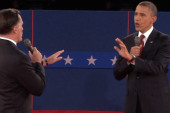 Contentious debate has both candidates...