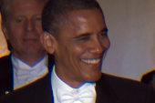 Obama speaks at Al Smith dinner