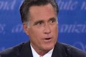 Ezra Klein fact checks Romney's claims on...