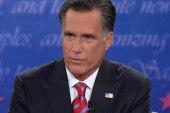 Romney dumps neocon advisers for peace...