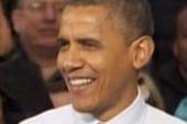 Obama's battleground blitz