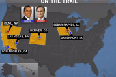 Obama, Romney hurry to make final campaign...