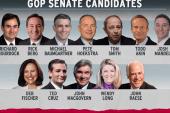GOP senate field more radical than...