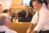 Romney dodges questions on Mourdock