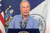 Mayor Bloomberg warns New Yorkers to stay...
