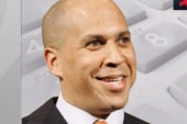 Cory Booker on city's response to Sandy
