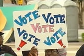 Early voting issues awoke sleeping giant
