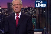 Top lines: Sandy, Fallon, Letterman,...
