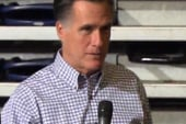 Romney rewrites disaster relief