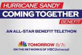 NBC to host benefit concert Friday, 8 p.m. ET
