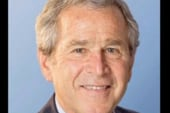 Bush heads to Caymans, endorses investment