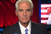 Crist calls out Gov. Scott on voter...