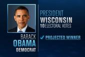NBC News: Obama wins Wisconsin