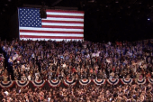 An amazing night for Obama