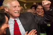 Angus King is independent-minded