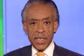 Rev. Sharpton on his meeting with...