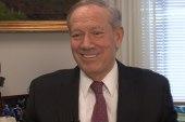 Former N.Y. Gov. George Pataki talks taxes...