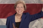 Wall Street till fighting Elizabeth Warren