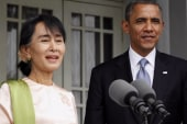Obama's visit to Burma and what it represents