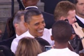 Obama campaign rallies supporters to keep...