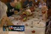 Talking turkey with your right wing relatives