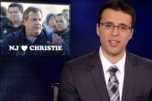 Gov. Chris Christie approval skyrockets
