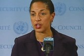 Rice defends Benghazi remarks