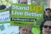 Walmart workers threaten walkouts