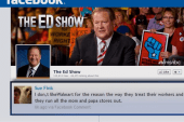 Ed Show viewers sound off on Wal-Mart