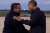 GOP forgives Christie, not Romney