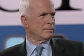 McCain uses Sunday shows to ignore own record