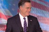 Guess who's coming to lunch: Mitt Romney