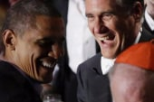 Romney, Obama to meet over lunch