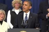 President winning middle-class tax fight
