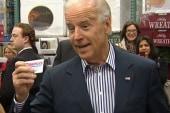 Biden checks out Costco