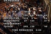 Republicans pass a Grover Norquist-esque...