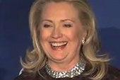 Hillary Clinton in 2016?