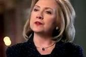 Hillary Clinton running for president?