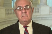Rep. Barney Frank says goodbye to Congress