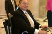 Why is GOP top donor Adelson doubling down...